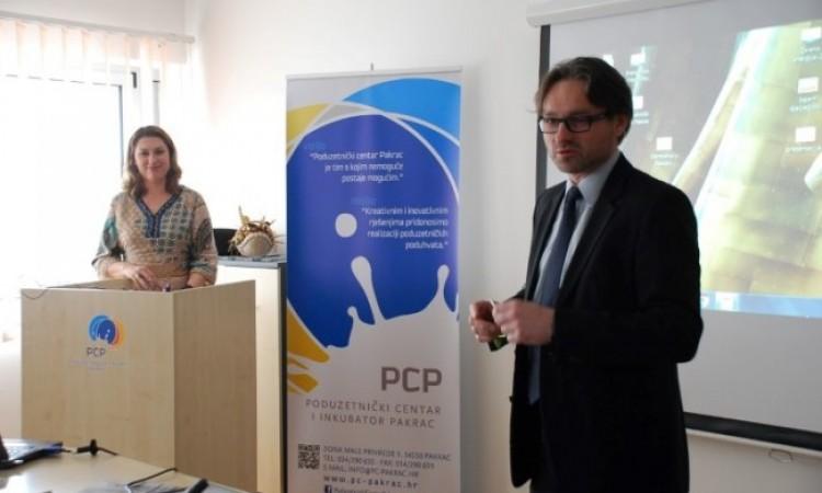 DAN GOSPODARSTVA U PAKRACU   Najavljeni pristupačniji natječaji za poduzetnike