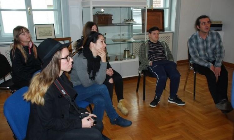 U SKLOPU GLOBALNOG PROJEKTA    Pakrački osnovnoškolci sudjelovali u Eratostenovom eksperimentu