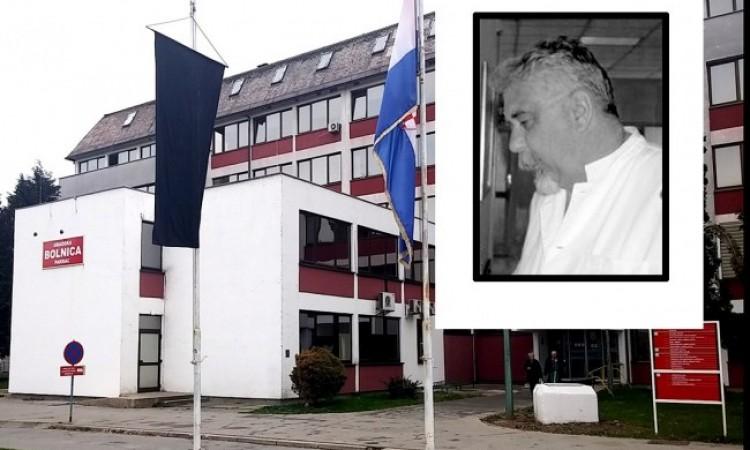 TUŽNA VIJEST   Preminuo dr. Branimir Dakić