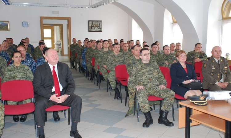 Polaznici Hrvatskog vojnog učilišta posjetili Pakrac
