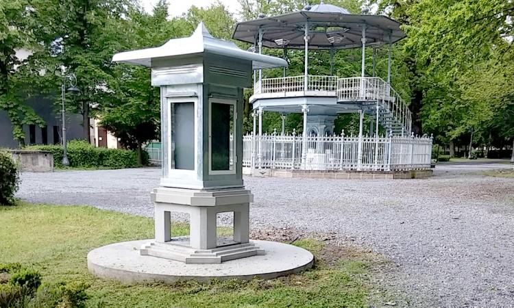 Toplice Lipik: Meteo – kućice u lipičkom perivoju