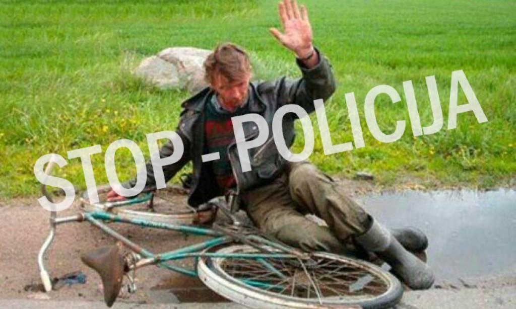 """Iz policijske bilježnice…: """"Dalje nećeš moći…"""""""