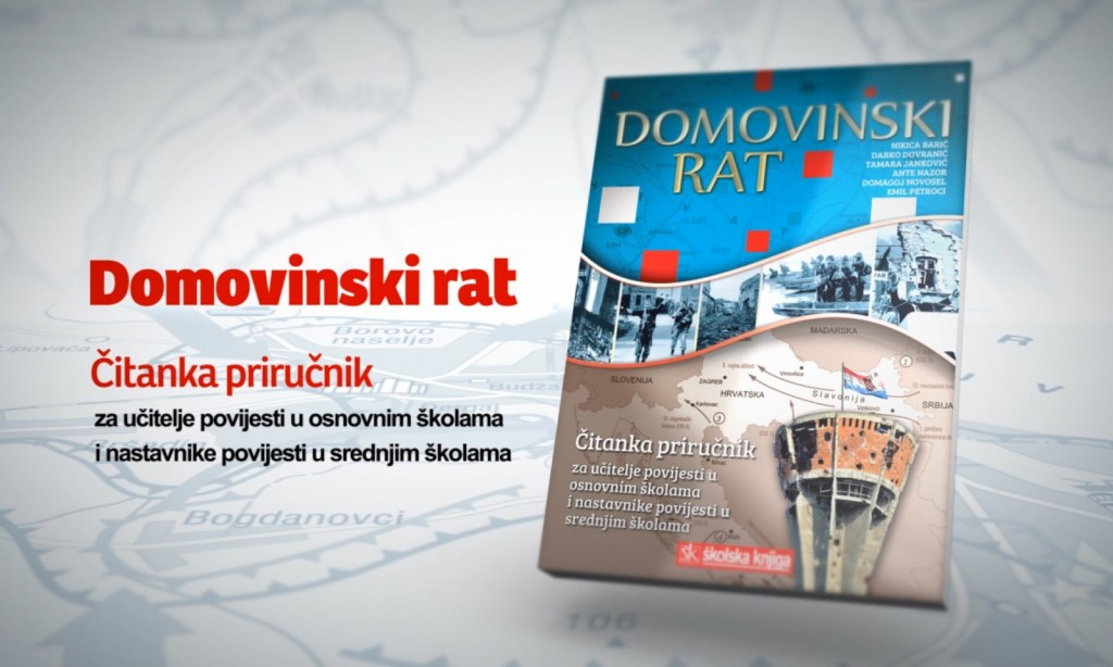 "OBILJEŽAVANJE VRA ""BLJESAK"":   Promocija priručnika ""Domovinski rat"" u Pakracu"