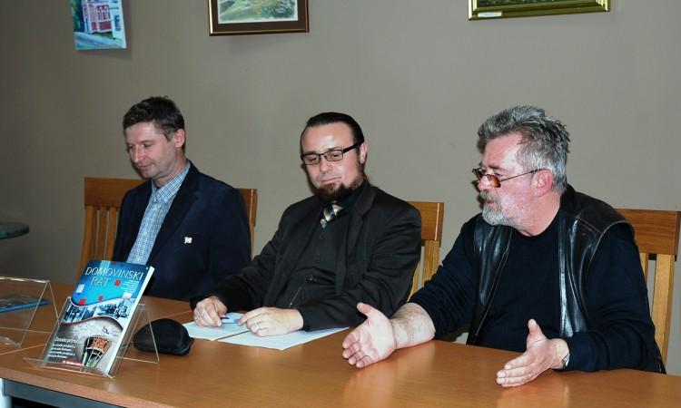"""Predstavljen priručnik """"Domovinski rat"""":   Temelj priče za one koji dolaze"""