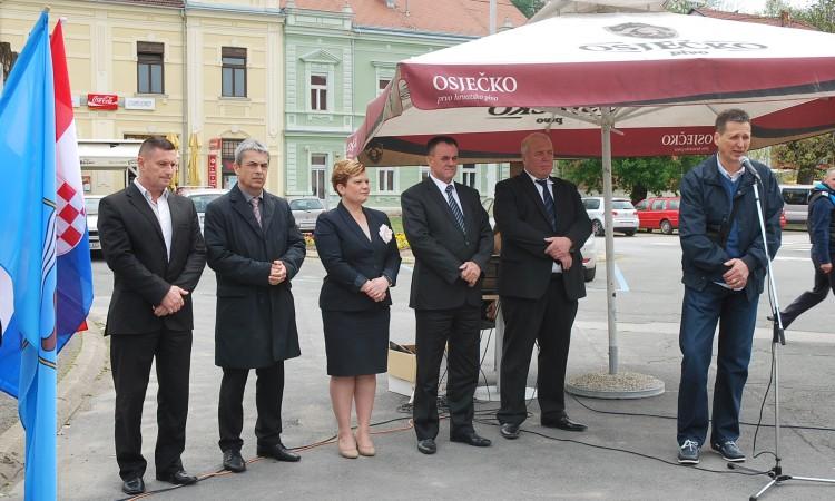 """Susreti prijatelja - Bljesak 2016:   """"Imali smo čast stvarati domovinu"""""""