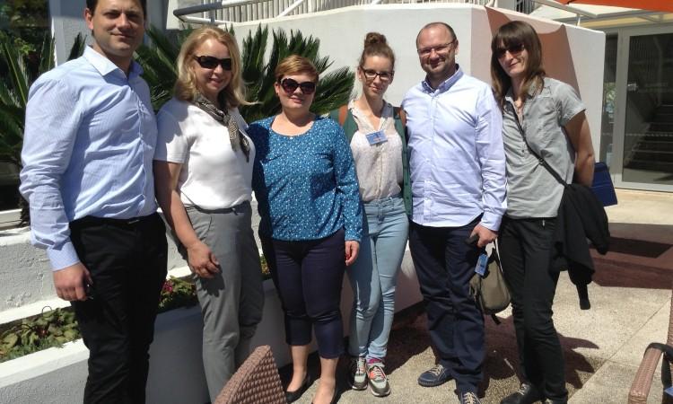 Naši predstavnici u Opatiji:   Predstavili pozitivne primjere lokalnih zdravstvenih organizacija