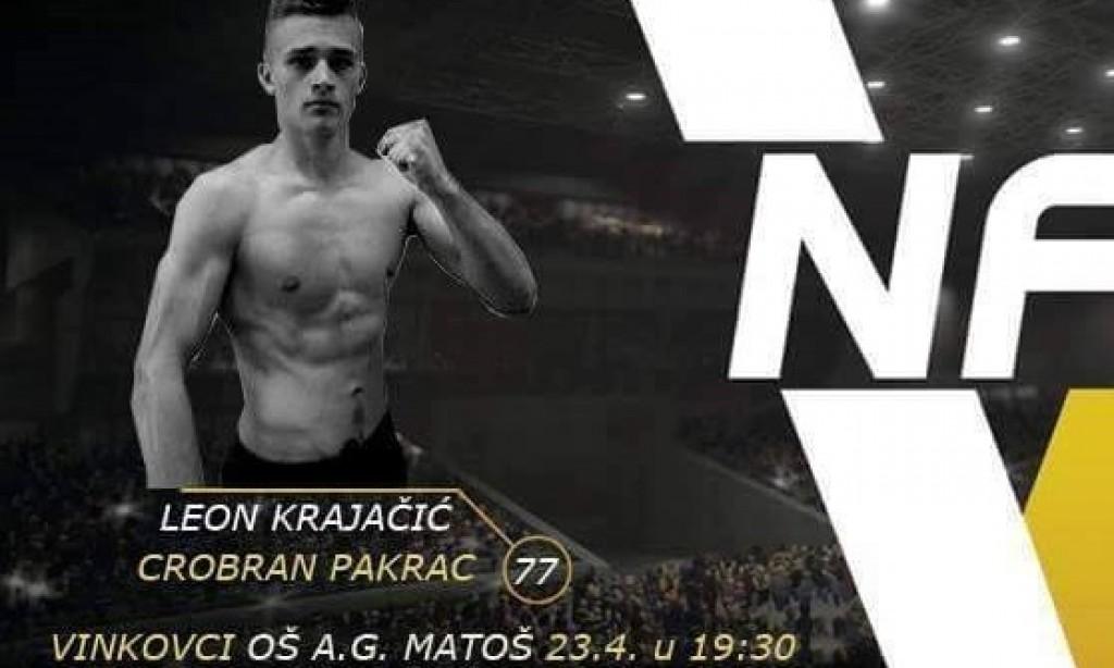 NOĆ BORBI: Leon pobijedio polugom u drugoj rundi!!!