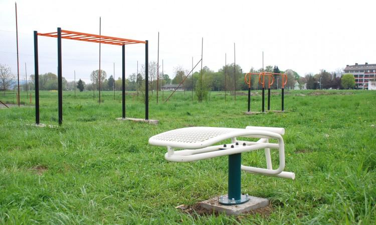 "Sportski park: Raste i pakračka ""rekreacija"""