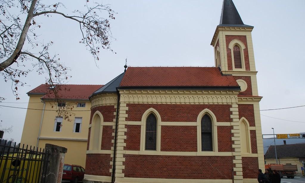 Međunarodni dan muzeja:   Otvorenje crkve sv. Ivana Nepomuka