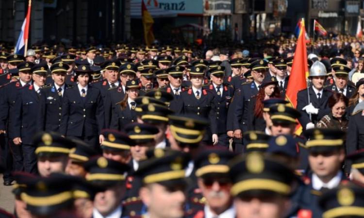 140. godina Hrvatske vatrogasne zajednice: I naši vatrogasci uveličali obljetnicu