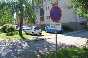 Parking problme 3