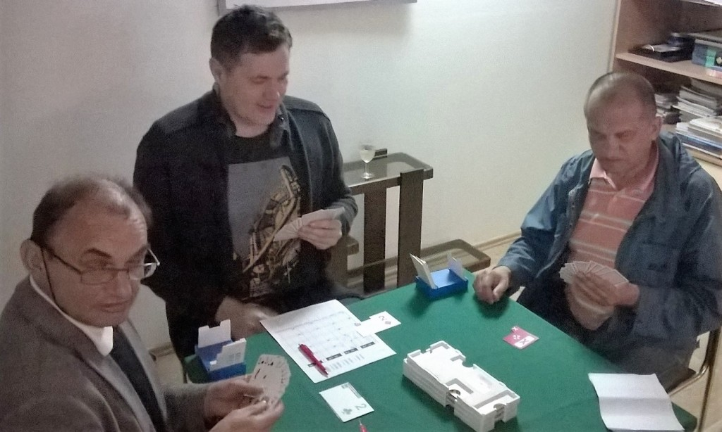Turnir u bridžu: Startali novi pakrački natjecatelji