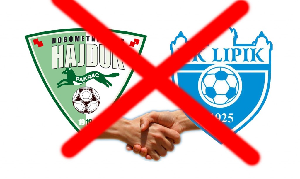 ODBIJENICA: Lipičani ne žele zajedničku školu nogometa