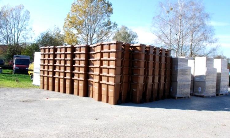 Komunalac:   Domaćinstvima dodatna kanta za smeće