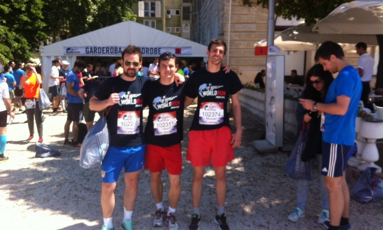 "Wings for Life World Run: ""Tri gumena ježa""  trčala u Zadru"