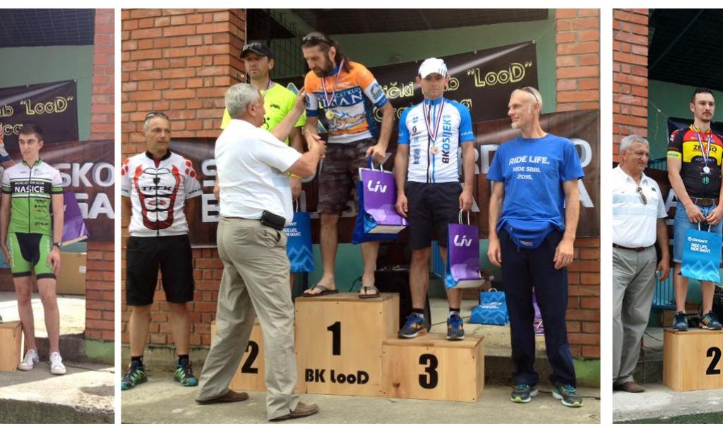 4. utrka SBB lige: Titani odlični u Orahovici