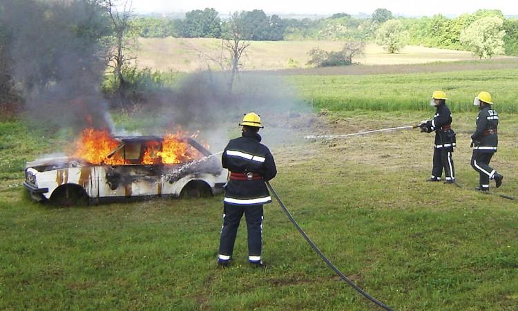Uz Dan svetog Florijana: Združena vatrogasna vježba u Antunovcu