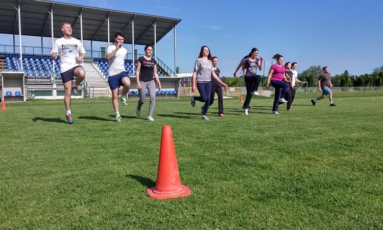 KOLEGIJ FIZIOTERAPIJE Završne vježbe za četrdesetak studenata