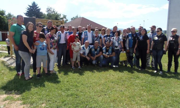OŠ Pakrac: Susret motorista donatora s učenicima