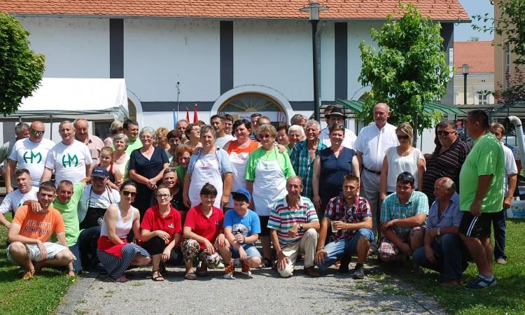 Dan Mađara u Pakracu: Mađarski specijaliteti za sve građane
