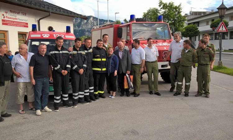 Grad Pakrac i VZ Pakrac – Lipik: Donirano kombi vozilo i vatrogasna oprema