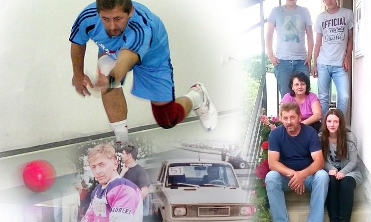 DARKO JOZIPOVIĆ – KVISKO Kroz  život raznovrsno i sportski lagano