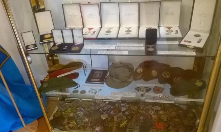 U tijeku postupak registracije pakračke zbirke vojne i ratne povijesti