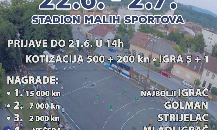 MALONOGOMETNI TURNIR PAKRAC 2016 Prijave ekipa do 21. lipnja