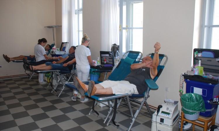 GD HCK Pakrac: Prikupljeno 112 doza krvi
