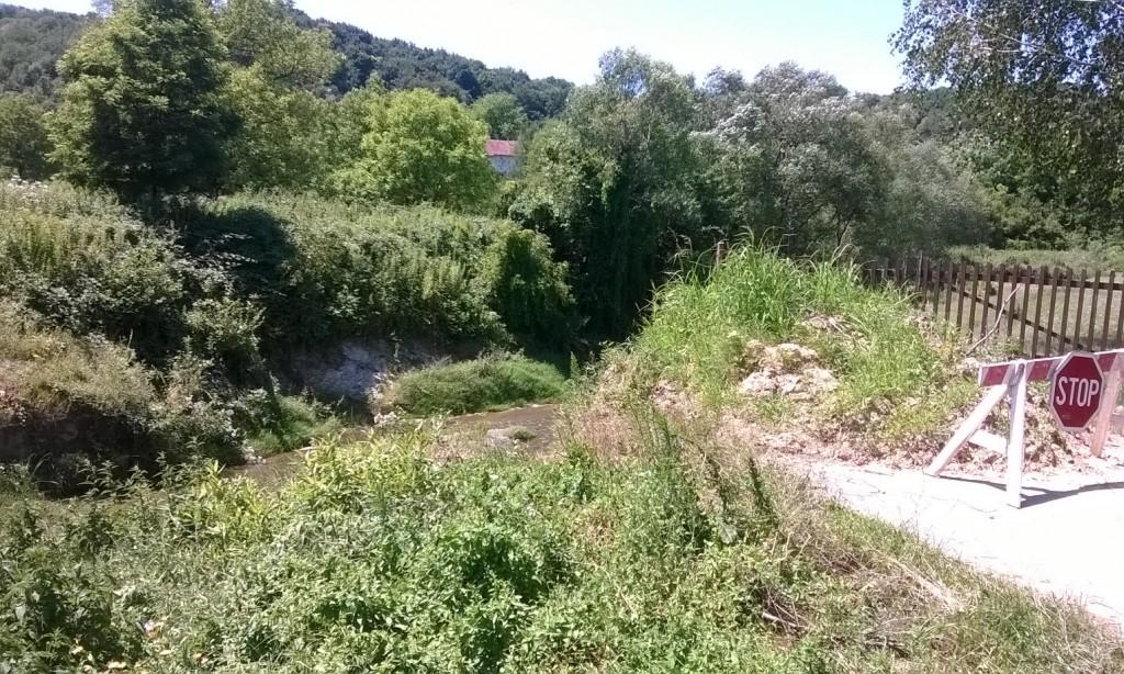 OVE JESENI: Na području Lipika započinje izgradnja dvaju mostova