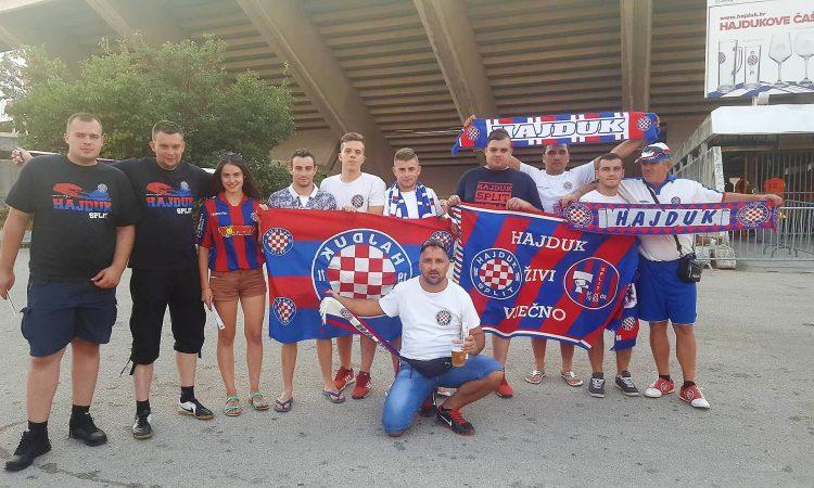 DPH Pakrac – Lipik posjetili Split, nagrađen najbolji Hajdukovac