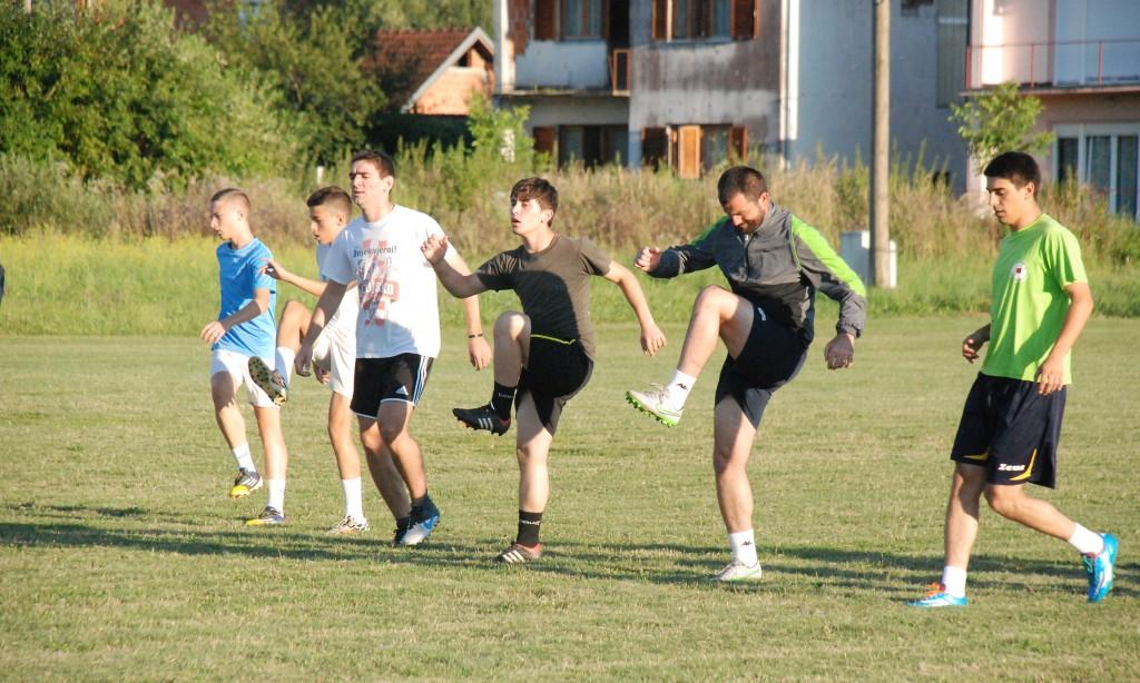 PRIJATELJSKE UTAKMICE Hajduk bolji od Badljevčana i Dobrovčana