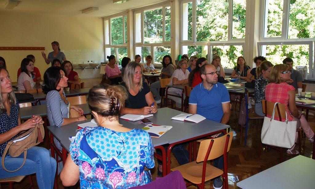 Stručni skup za pakračke učitelje: O suvremenim metodama poučavanja