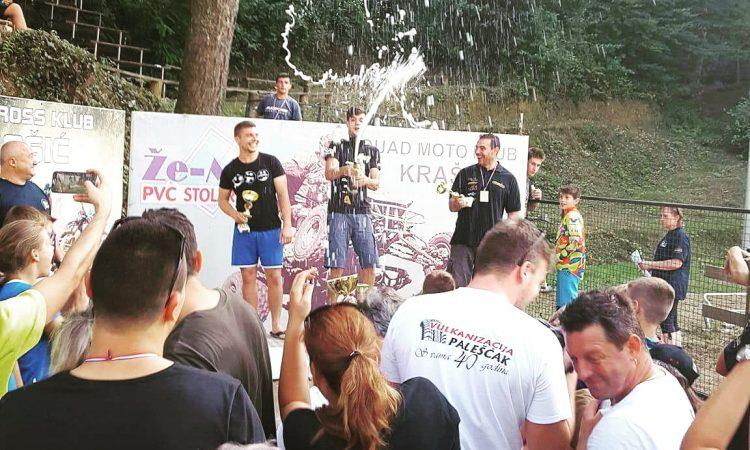 Pakrac ima prvaka: Matija Tessari prvak Hrvatske u supercrossu!!!