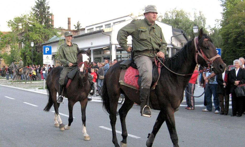 Konjički maraton u čast poginulima