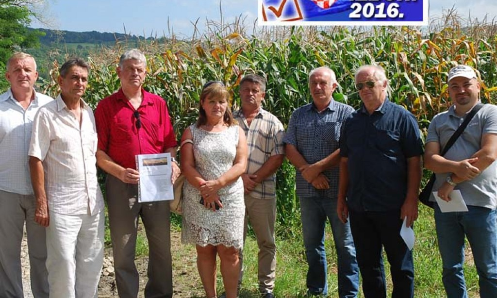 Neovisna lista Dragutina Dukića: Želimo da se glas seljaka čuje u Saboru