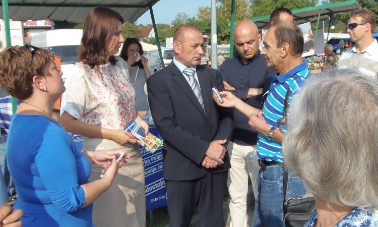 TOMO MEDVED, TEHNIČKI MINISTAR BRANITELJA: Uskoro natječaj za desetak zaposlenih