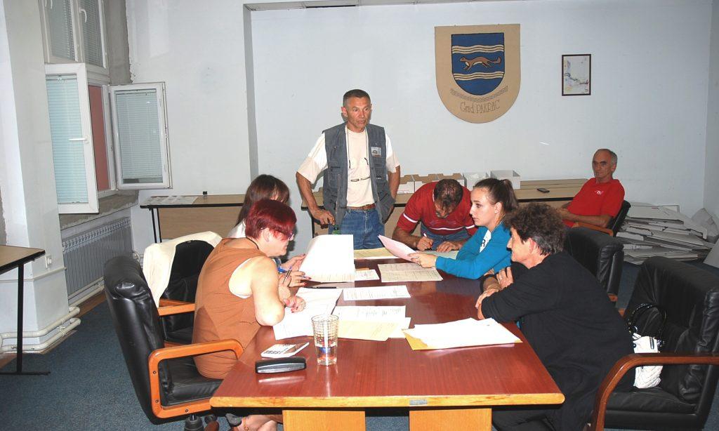 ANALIZA IZBORA U PAKRACU: HDZ-ova prednost nad SDP-om porasla za 300 glasova