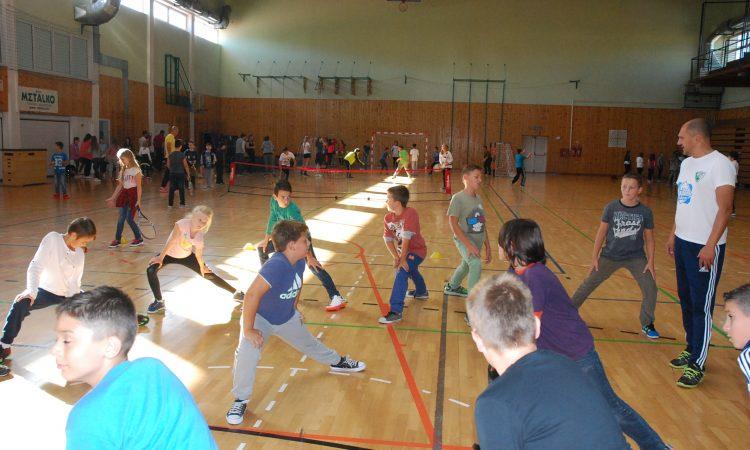 Europski školski sportski dan 2016.