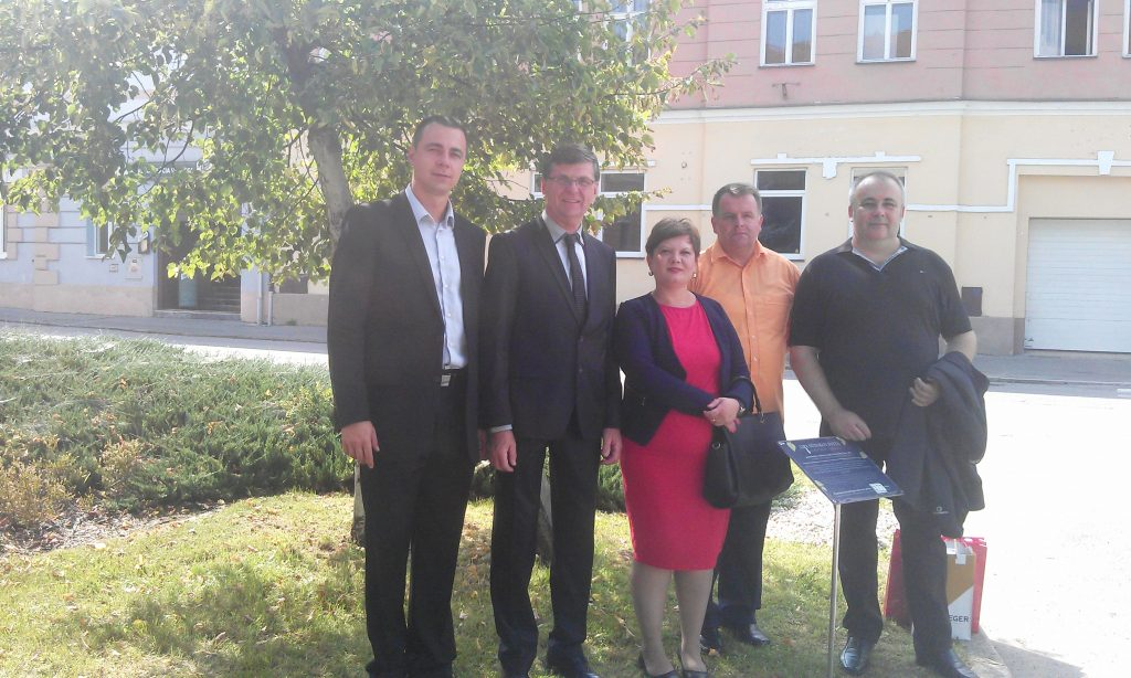 MEĐUNARODNA SURADNJA: Pakračko izaslanstvo u Slovačkoj