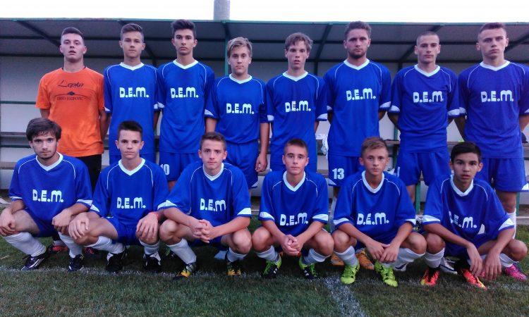 Juniori Hajduka osvojili naslov jesenskog prvaka