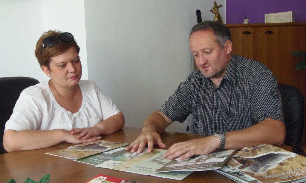 Profesor Benković gradonačelnici predstavio udžbenike zavičajne povijesti