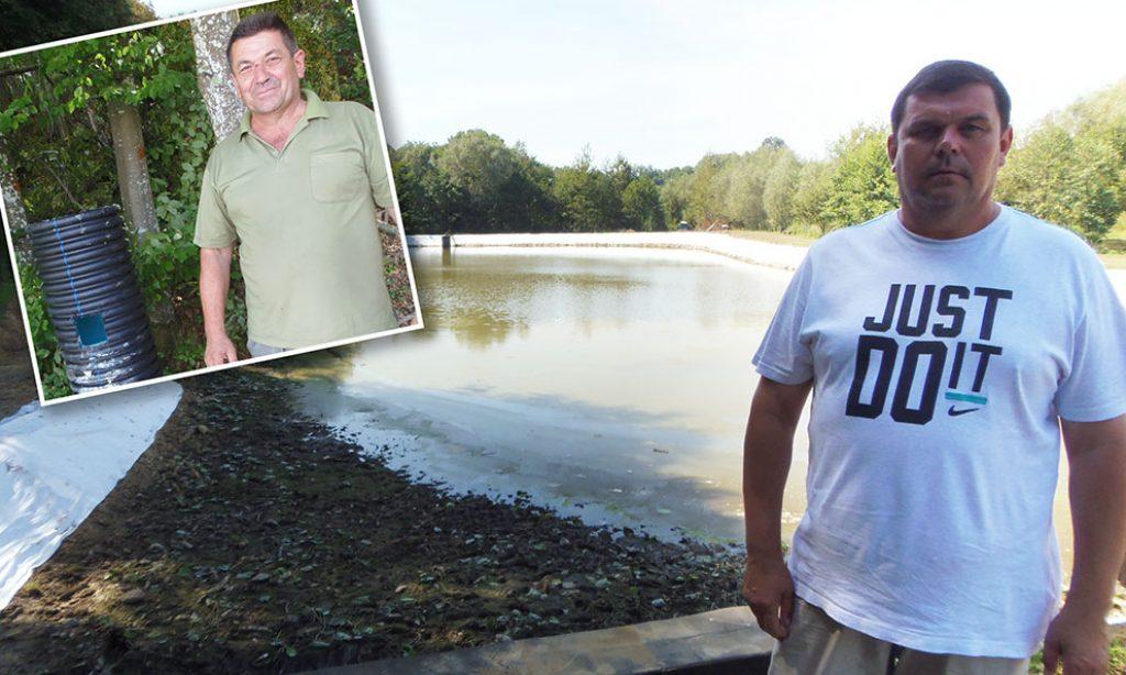 """RADOVI NA PAKURNOVCU: Sanirano donje jezero, oživio i izvor """"Pakurnovac"""""""