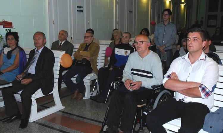 TOPLICE LIPIK: Poezijom o životu s multiplom sklerozom
