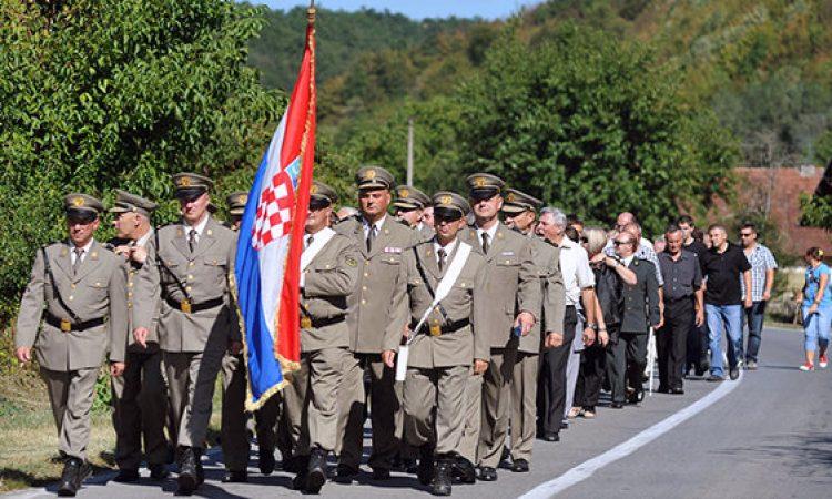 8. RUJNA U KUSONJAMA: Sjećanje na poginule Bjelovarčane