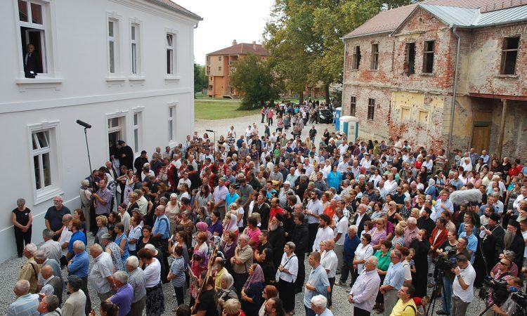 VELIKA PRAVOSLAVNA  SVEČANOST: U Pakracu najviši europski pravoslavni dužnosnici