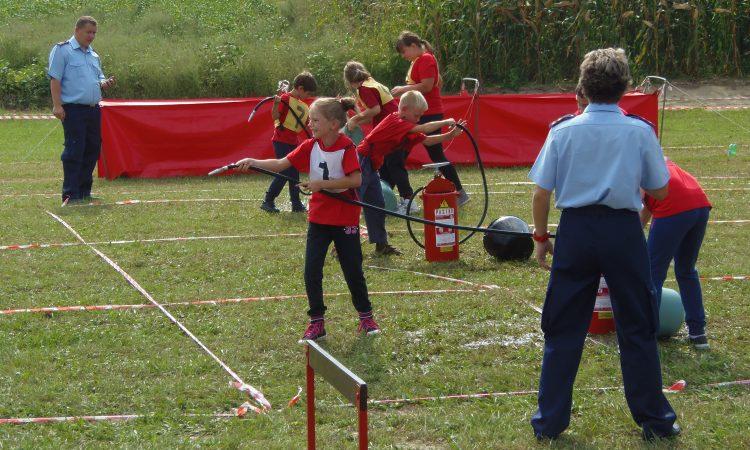 Natjecanje vatrogasne mladeži u Gaju
