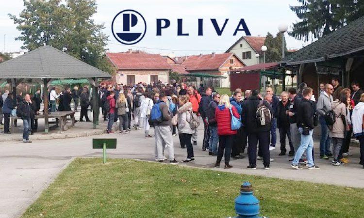 PLIVA u Pakracu: Team building za tristo zaposlenika