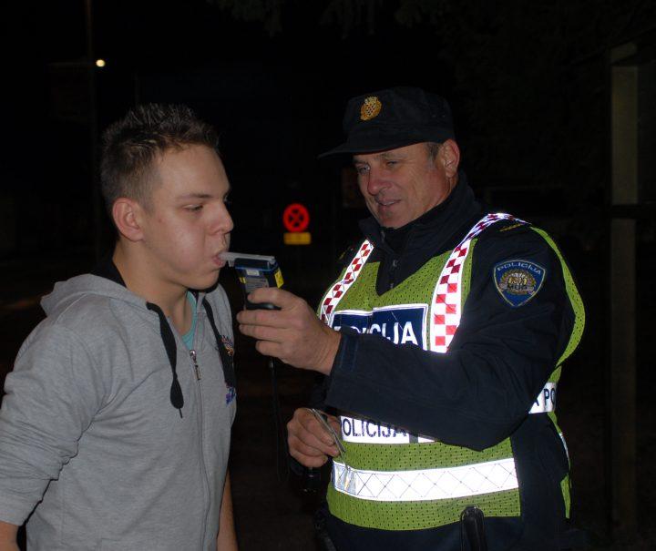 """Kontrole širom Hrvatske: Policijska """"akcija vikend"""" – Pakračani regularni"""