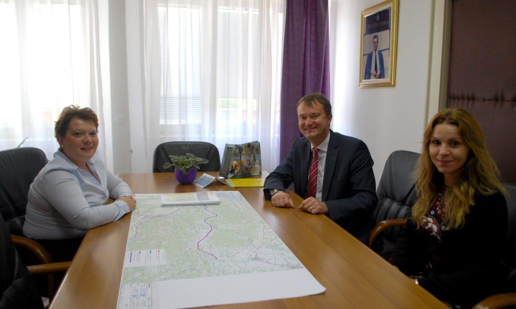 MEĐUNARODNA AKTIVNOST: Švicarski veleposlanik u Pakracu